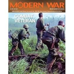 Modern War n°31 : Combat Veteran