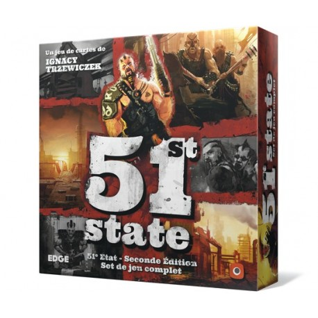 51st State - occasion A-