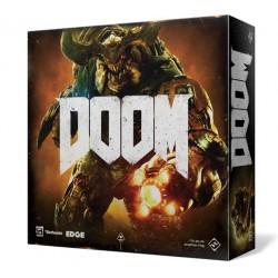 Doom : le jeu de plateau - 2de édition pas cher