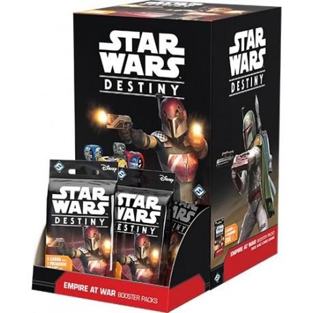Star Wars Destiny - Display - L'Empire en Guerre