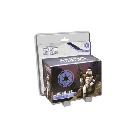 Star Wars Assaut sur l'Empire : Capitaine Terro