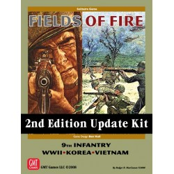 Fields of Fire 2nd edition update kit