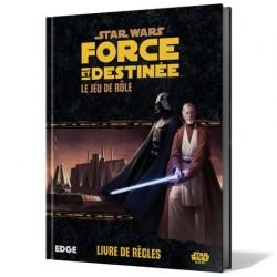 Star Wars : Force et Destinée - Livre de règles