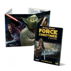 Star Wars : Force et Destinée - Kit du MJ