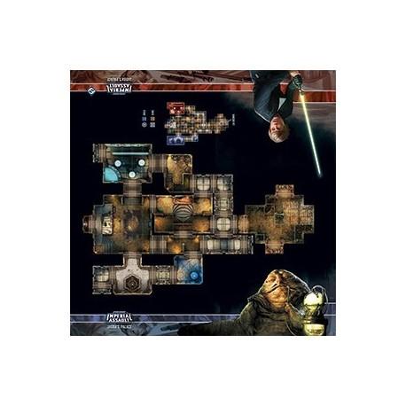 Star Wars Imperial Assault : le palais de Jabba