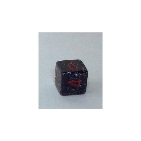 speckled D6 CHESSEX