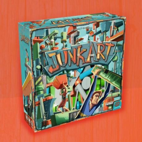 Junk Art - version Plastique