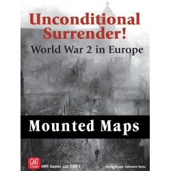 Unconditionnal Surrender mounted maps