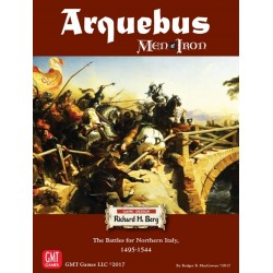 Arquebus - Men of iron Vol. IV