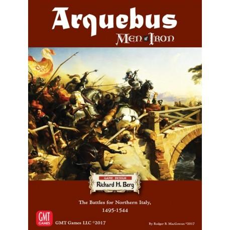 Arquebus - Men of iron Vol. IV