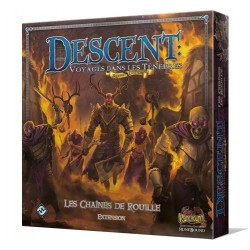 Descent : Héros & Monstres : Les Chaînes de Rouille