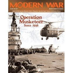 Modern War n°32 : Operation Musketeer