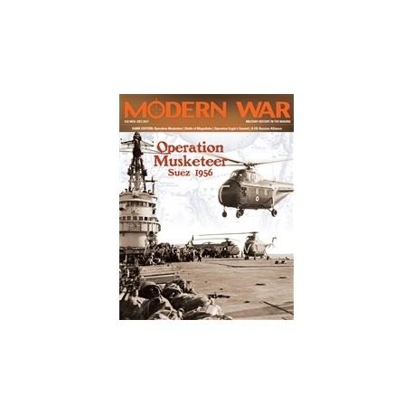 Modern War n°32 : Operation Musketeer