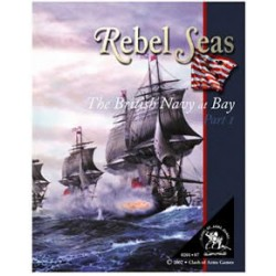 Rebel Seas, The Royal Navy at Bay