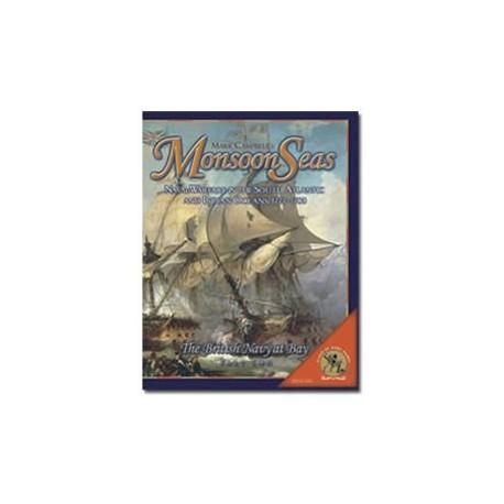 Monsoon Seas, The Royal Navy at Bay pt II