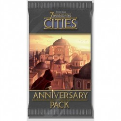7 Wonders Cities - Pack Anniversaire