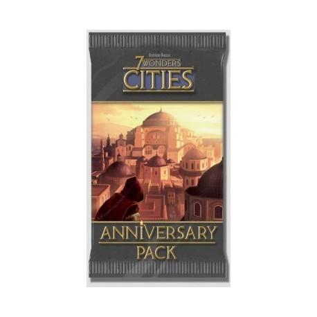 7 Wonders Cities - Pack Anniversaire