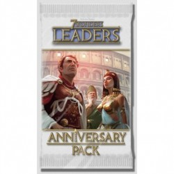 7 Wonders Leaders - Pack Anniversaire