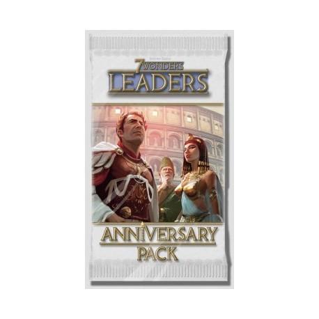 7 Wonders Leaders - Pack Anniversaire