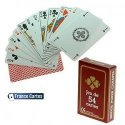 Game of 54 cards