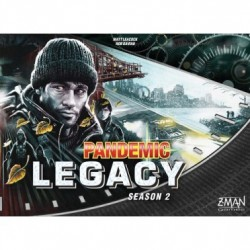 Pandemic Legacy saison 2 - Boite Noire