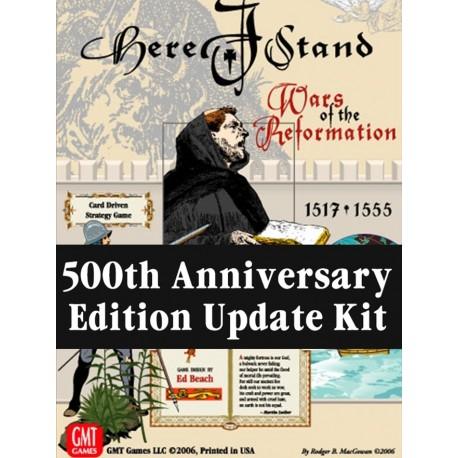 Here I Stand 500th Anniversary Update Kit