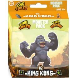King of Tokyo : Monster Pack : King Kong