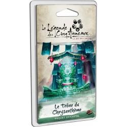 La Légende des Cinq Anneaux LCG - Le Trône du Chrysanthème