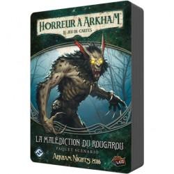 Horreur à Arkham LCG - La Malédiction du Rougarou