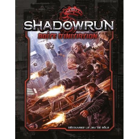 Shadowrun 5 - Boite d'initiation