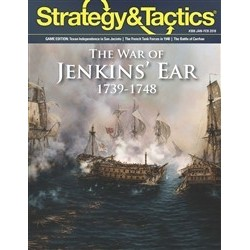 Strategy & Tactics 308 : The war of Jenkins' ear