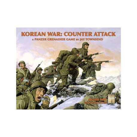 Panzer Grenadier Korean War: Counter Attack