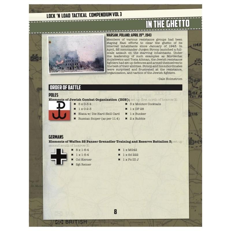 377fffb184d9c Buy Lock  n Load Tactical Compendium Vol 3 WW2 Era - Agorajeux Gamestore