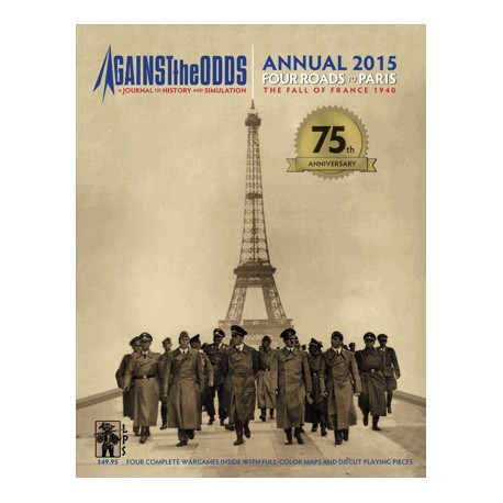 Against the Odds Annual 2015 - Four roads to Paris