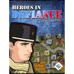 Heroes in Defiance pas cher