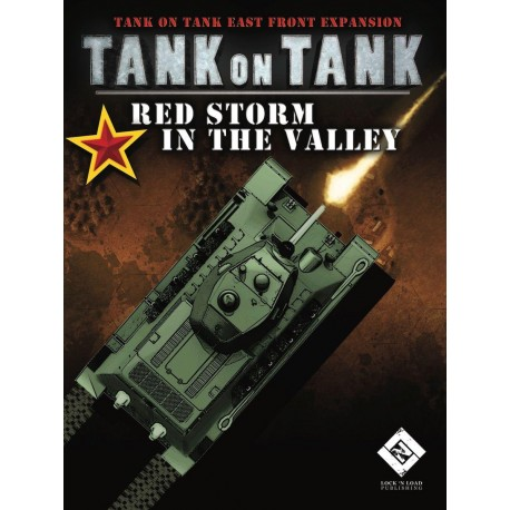 Tank on Tank Red Storm in the Valley