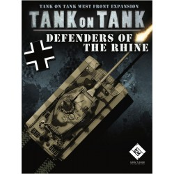 Tank On Tank West Front - Defenders of the Rhine