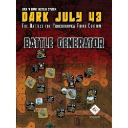 Dark July 43 Battle Generator pas cher