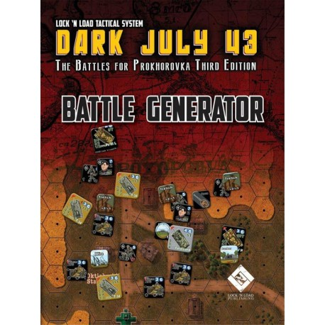 Dark July 43 Battle Generator
