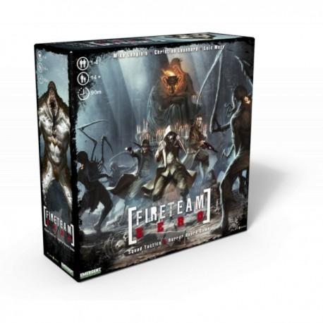 Fireteam Zero - un coin abimé