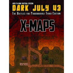 Dark July 43 - X-Maps pas cher