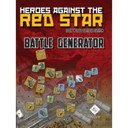 Heroes Against the Red Star Battle Generator pas cher