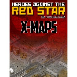 Heroes Against the Red Star X-Maps pas cher