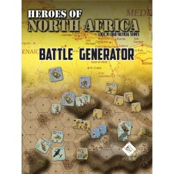 Heroes of North Africa Battle Generator pas cher