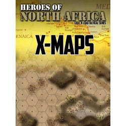 Heroes of North Africa X-Maps pas cher