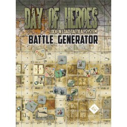 Day of Heroes Battle Generator pas cher