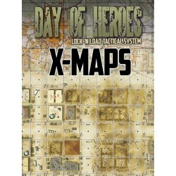 Day of Heroes X-Maps pas cher