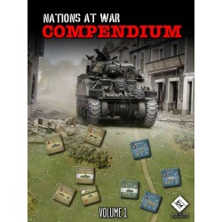 Nations At War Compendium Vol 1 pas cher