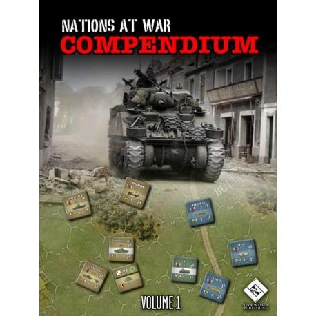 Nations At War Compendium Vol 1