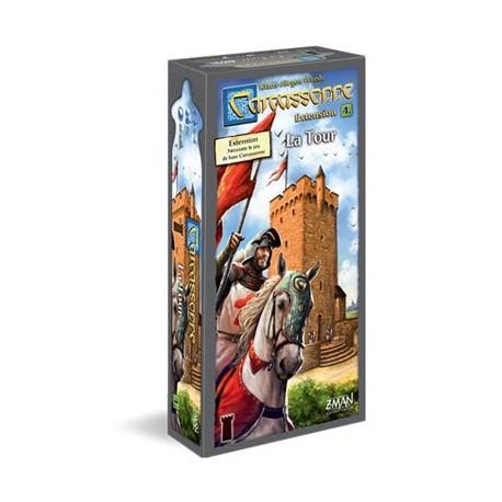 Carcassonne extension 4 : La Tour